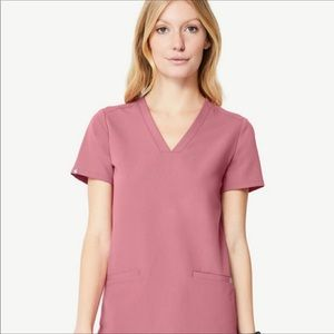 Figs Other - Figs scrub top